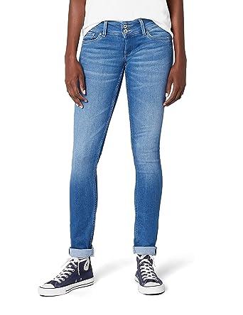 725209b2fef7 Pepe Jeans Jean Slim Femme  Amazon.fr  Vêtements et accessoires