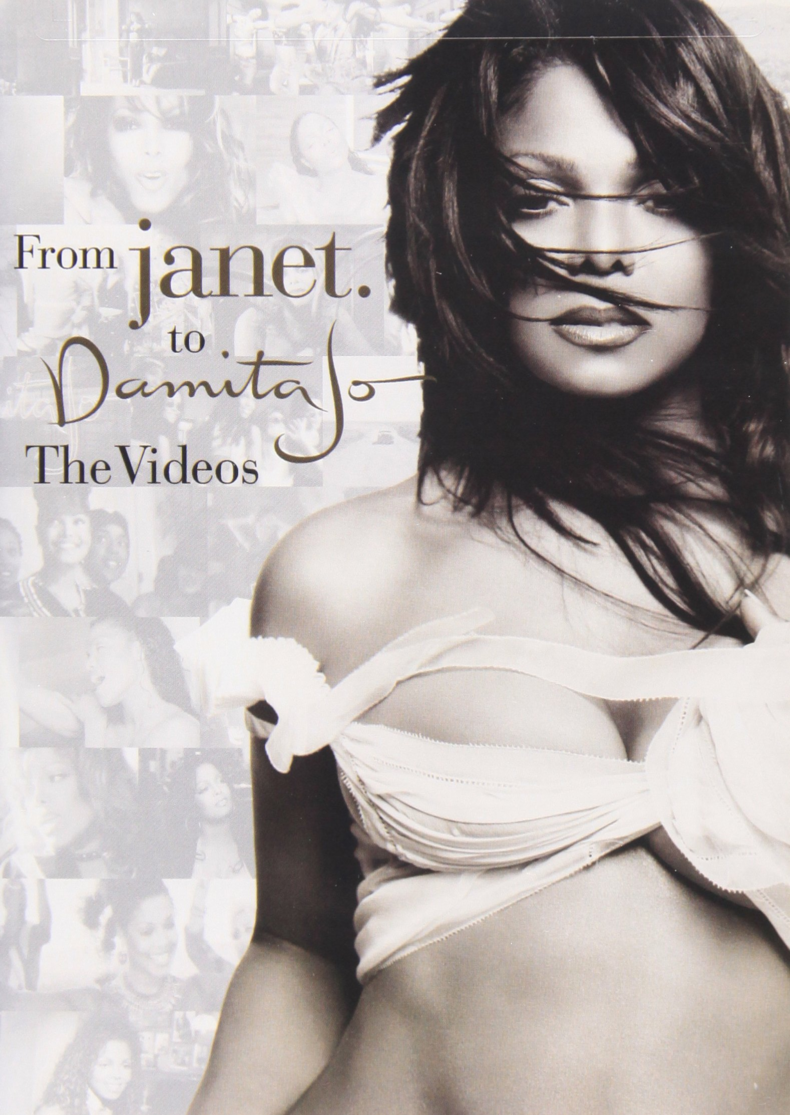 Janet Jackson - From Janet to Damita Jo: The Videos by EMD
