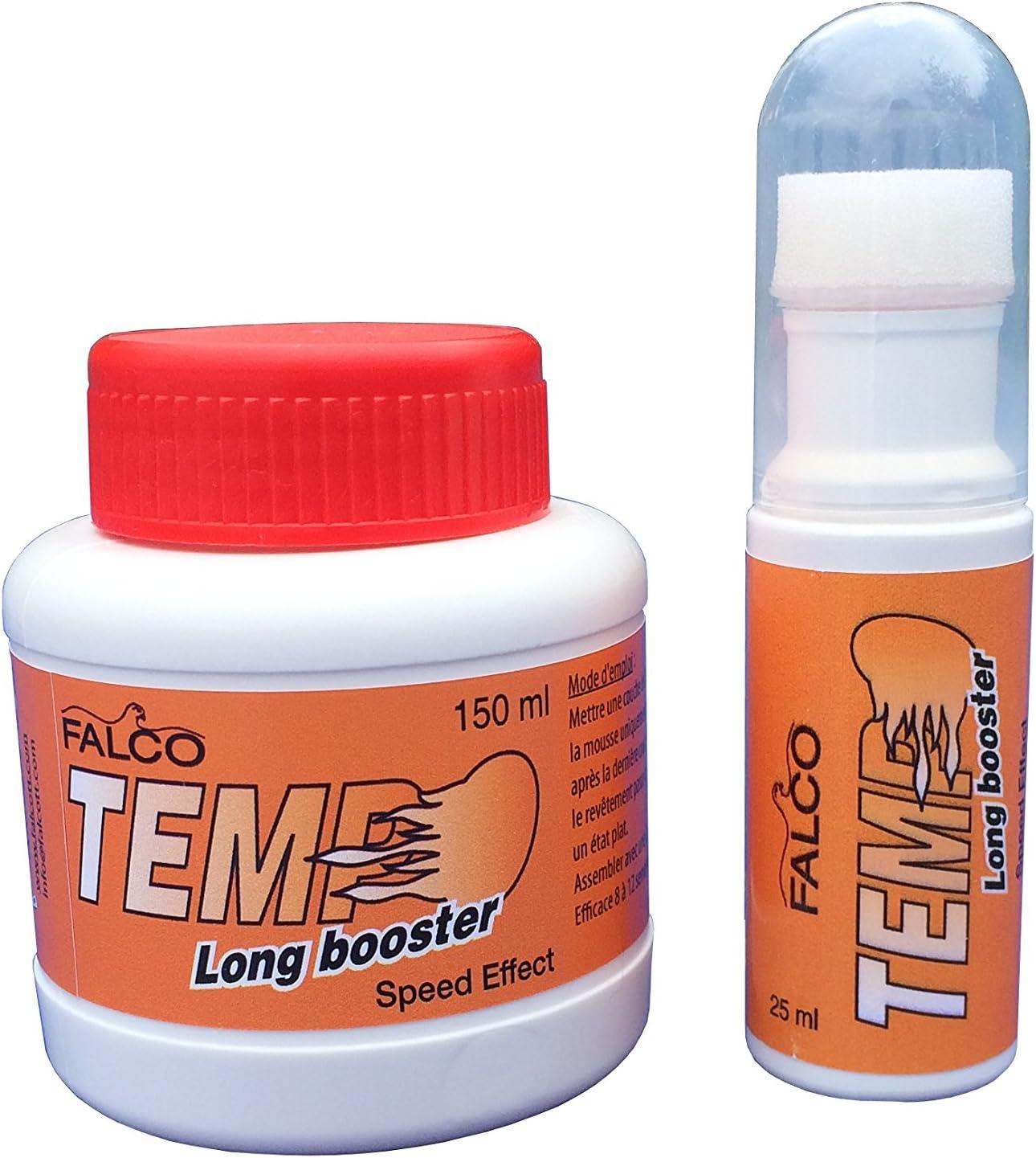 Falco Tempo Largo Plazo Tenis de Mesa Caucho Booster