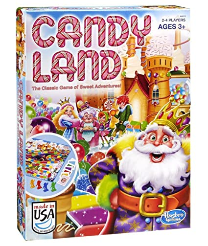 Opinion Candy land toys assured