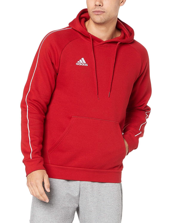 TALLA L. adidas Core18 Hoody Sweatshirt, Hombre