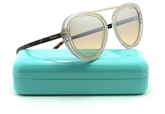 e92d45e984f Tiffany   Co. TF 4147 Women Aviator Sunglasses Summer 2018 Collection 82503D