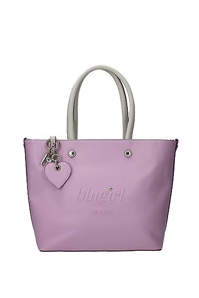2000013f4700f BLUGIRL BLUMARINE Borse a Mano Donna - PVC (229102A1006)  Amazon.it   Abbigliamento