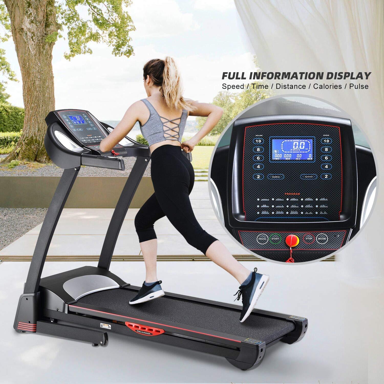 Cinta de correr 16 km/h, cinta de correr eléctrica para ...