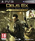 Deus Ex: Human Revolution - Director's Cut (PS3) (輸入版)