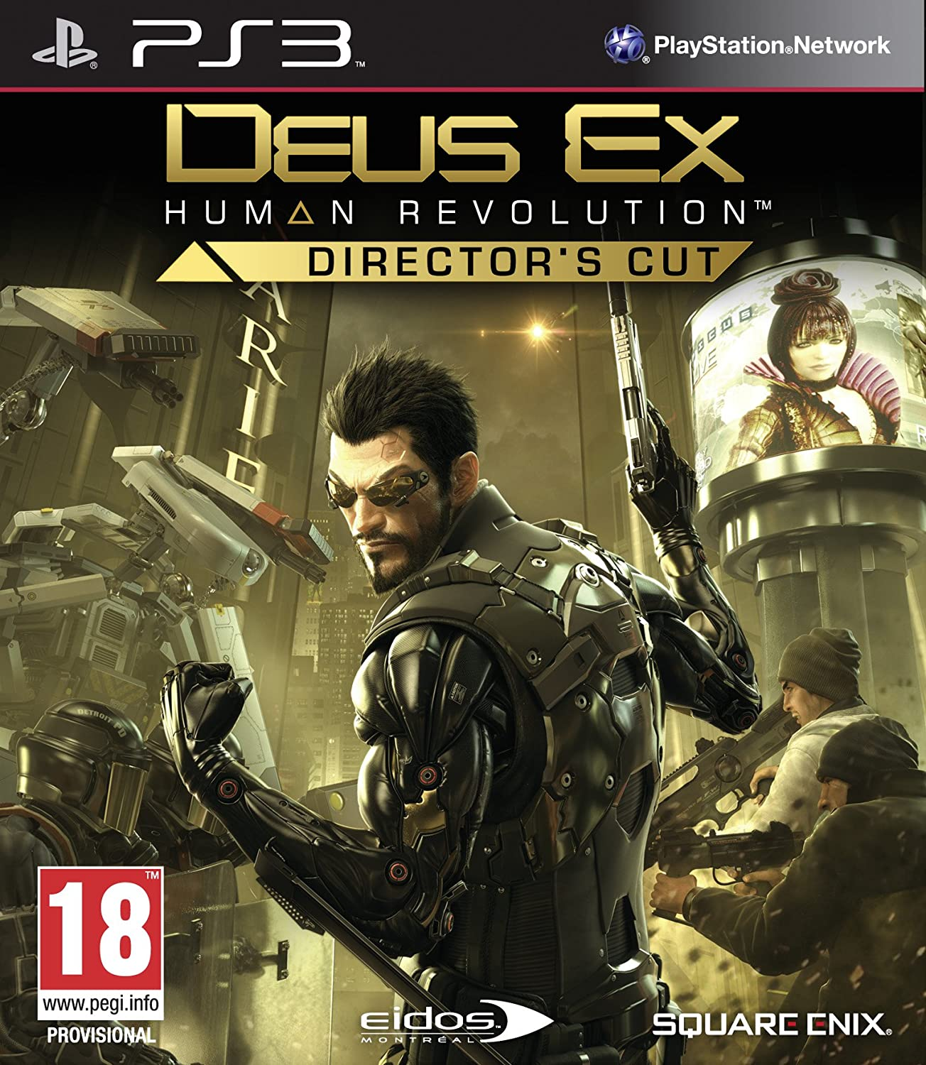 Amazon | Deus Ex: Human Revolu...