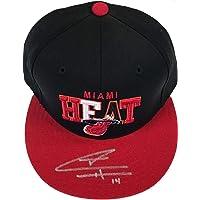 Tyler Herro Autographed Miami Heat Hat (JSA) - Autographed NBA Hats