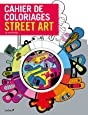 Cahier de coloriages Street Art