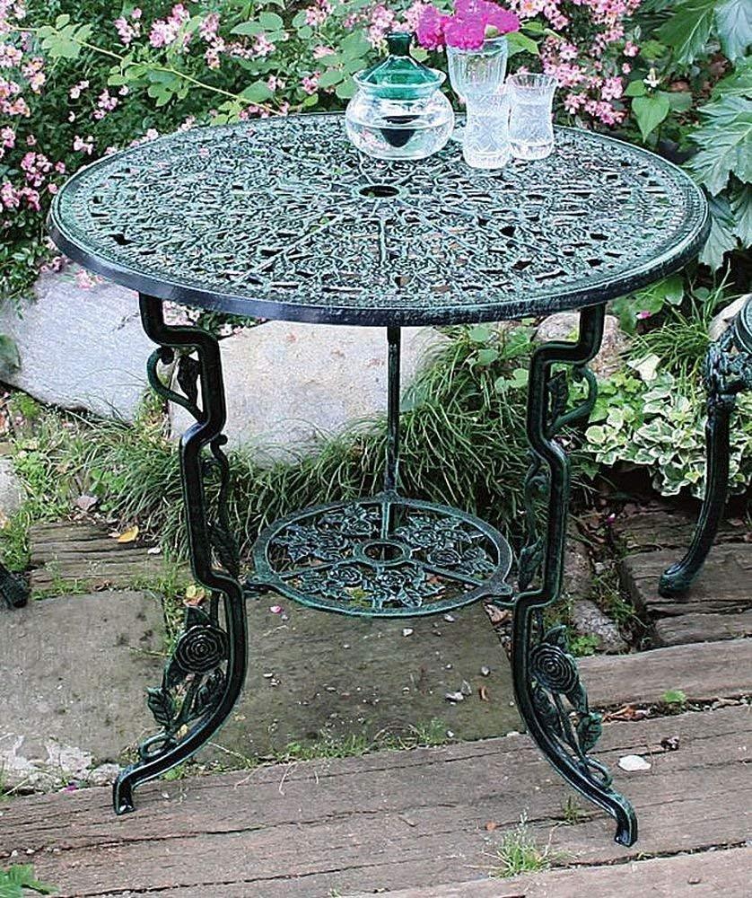 ジャービス商事 アルミ鋳物 テーブル (大) 13046 B01M4R4F5W
