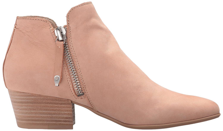 Dolce Vita Women's Gertie Ankle Boot B073VFFL12 7.5 B(M) US|Blush Nubuck
