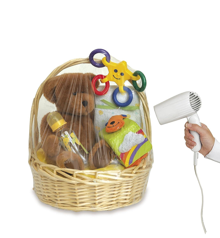 Jumbo Shrink Wrap Cellophane Start A Gift Basket