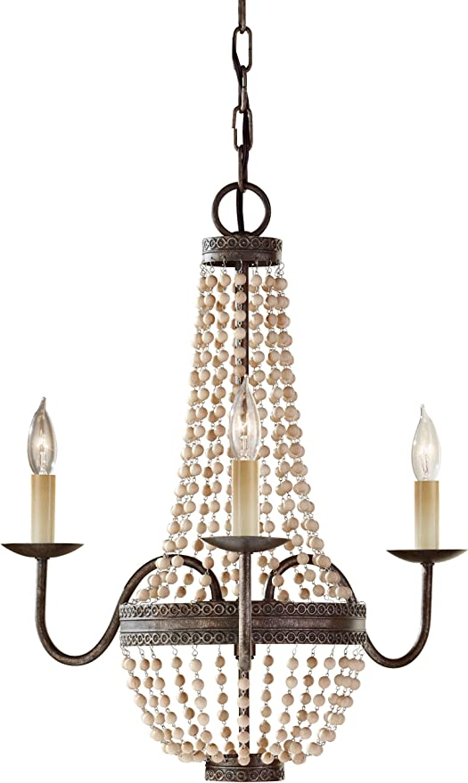 Amazon.com: Murray Feiss f2755/3 Charlotte 3 luz Single Tier ...