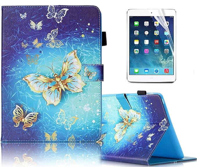 4 opinioni per Custodia Samsung Tab A 9.7 in pelle, Sunroyal® PU Leather Tavoletta Protettiva