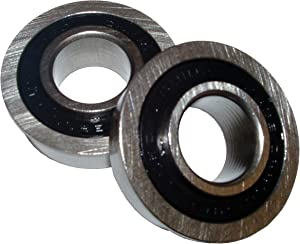 "Marathon 5/8"" Replacement Precision Ball Bearings - 4 Pack"