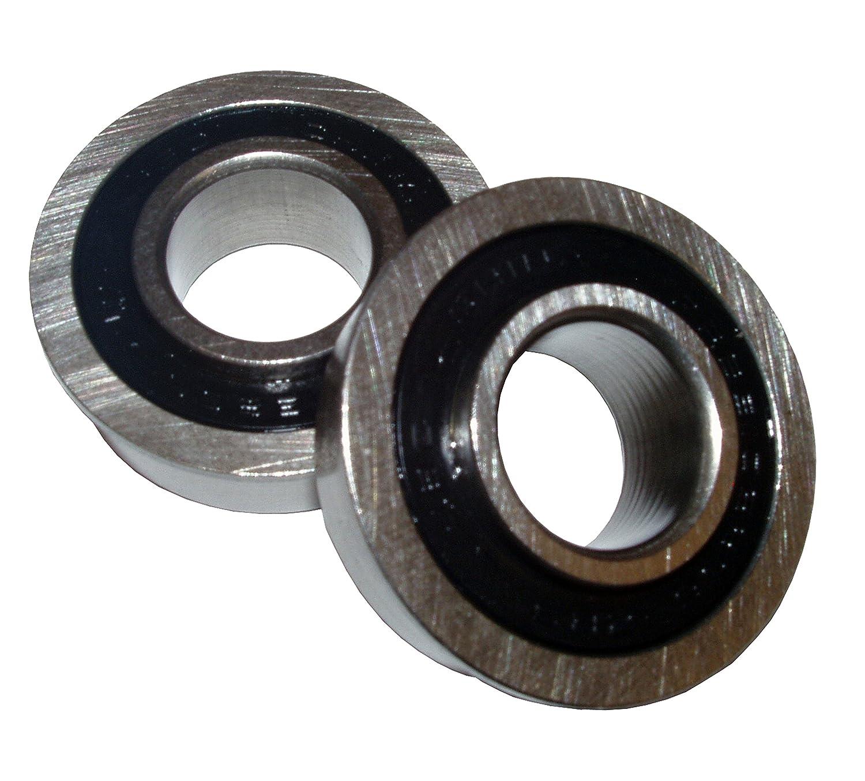 Marathon 5//8 Replacement Precision Ball Bearings 4 Pack