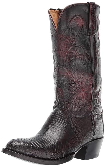 cde7b3dd7a4 Amazon.com | Lucchese Bootmaker Men's Benton Western Boot | Western