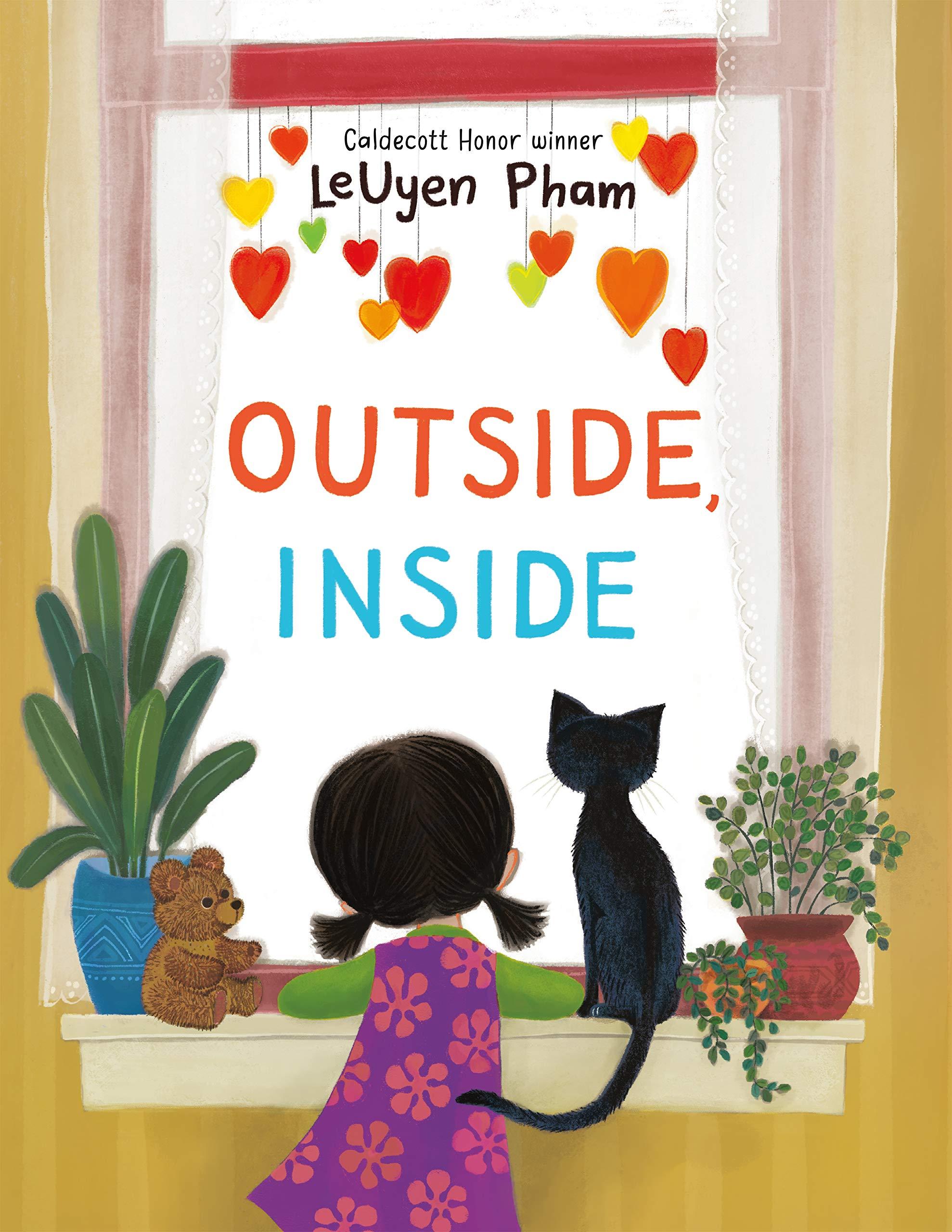 Outside, Inside: Pham, LeUyen, Pham, LeUyen: 9781250798350: Amazon.com:  Books