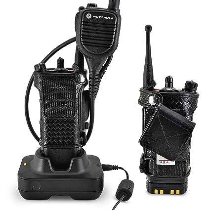 Amazon.com: Turtleback Motorola APX 6000 y 6000XE - Funda de ...