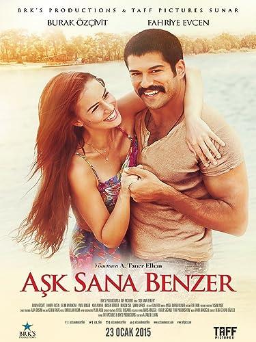 Amazon Com Ask Sana Benzer Burak Ozcivit Fahriye Evcen A Taner Elhan Movies Tv