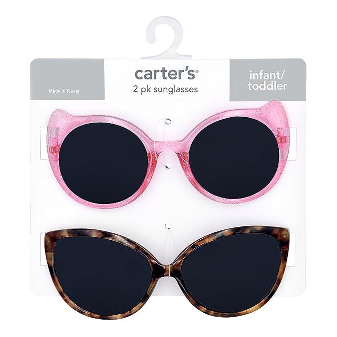 3f2d0da237 anteojos de sol para bebé (accesorio para niña) de Carter 's 100 ...