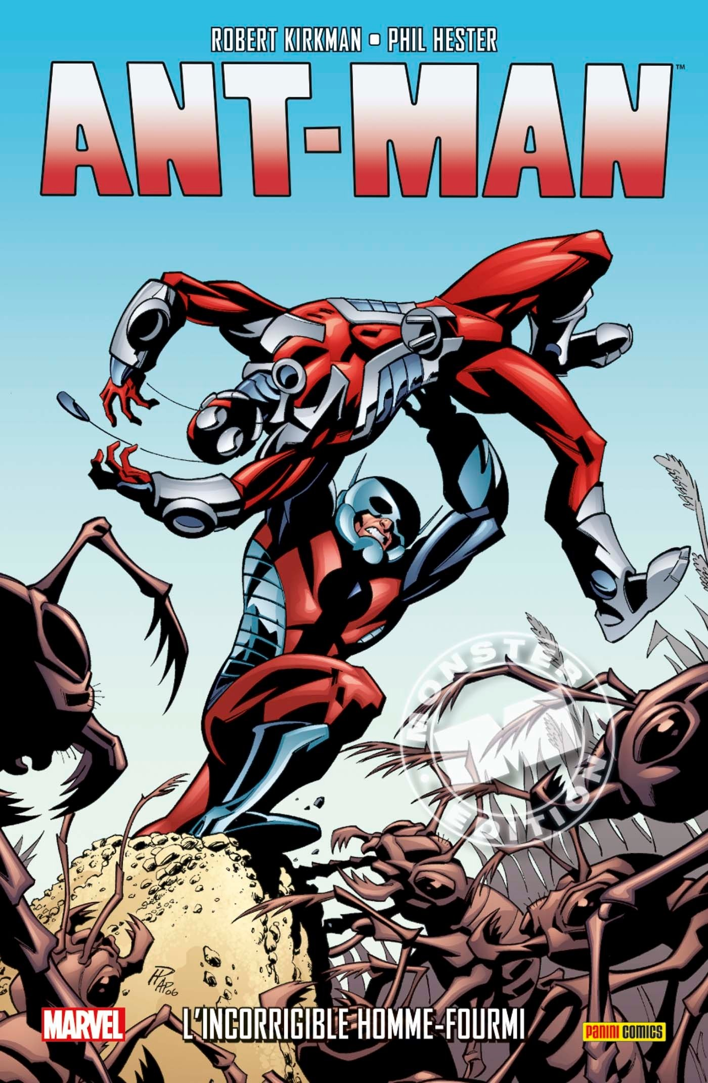 comics ant-man