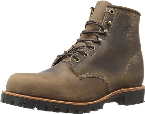 9. Chippewa Apache Lace-Up Boot