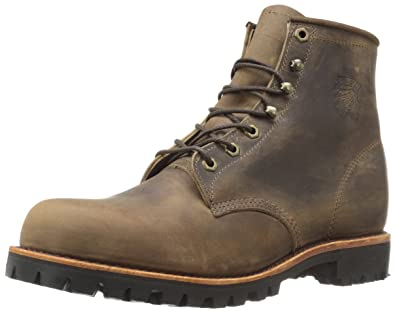Chippewa Apache Lace Up Chocolate Men