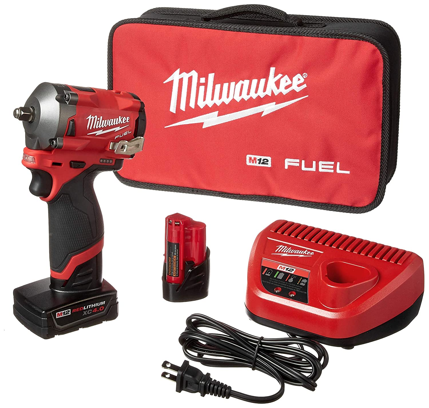 MILWAUKEE M12 FUEL Stubby 3 8 in.