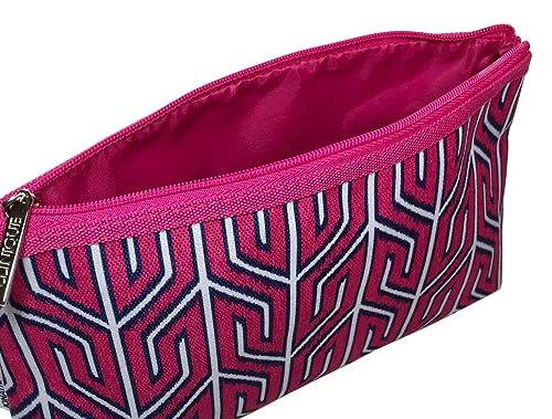 Amazon.com: Clinique Fibra Flora bolsa de cosméticos: Shoes