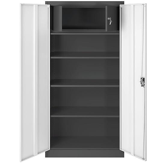 Armoire de bureau compartiment secret classeur armoire