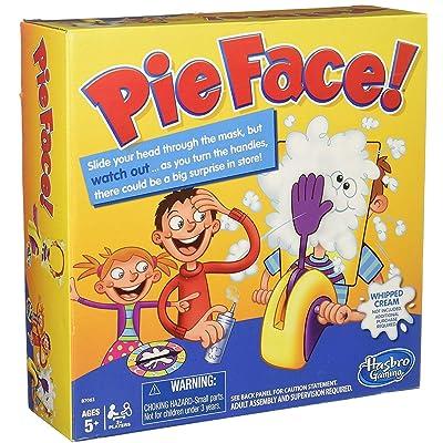 Hasbro Pie Face! Game: Toys & Games