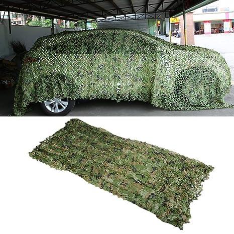 Camuflaje Red Ejército Militar Camo Net Car Covering tienda ...