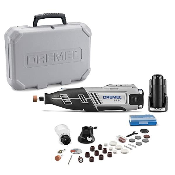 Dremel 8220-2/28 12-Volt Max Cordless Rotary Tool with 28 Accessories review