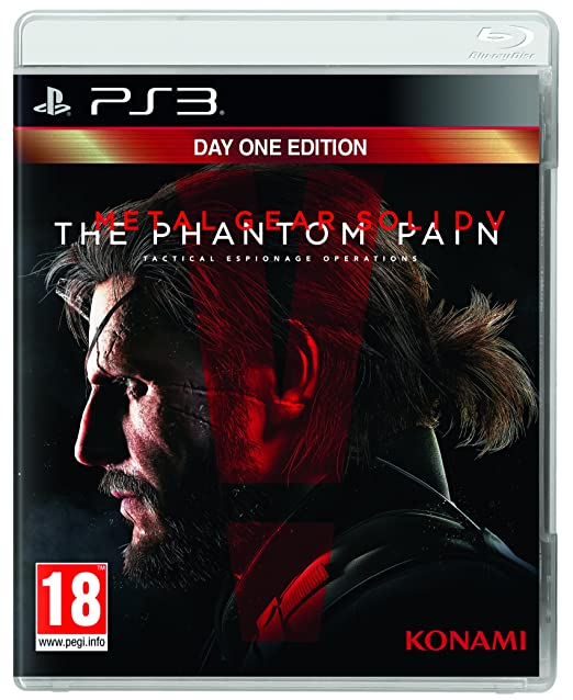 89 opinioni per Metal Gear Solid V: The Phantom Pain- Day-One Edition