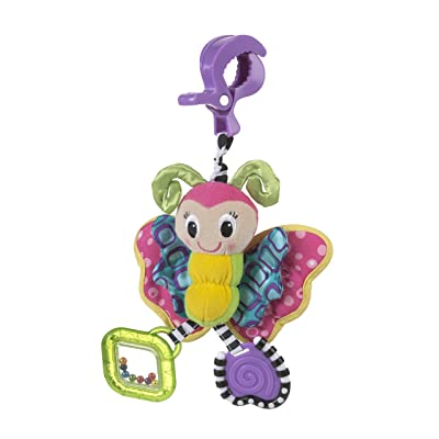 Playgro Dingly Dangly Blossom The Butterfly for Baby : Baby