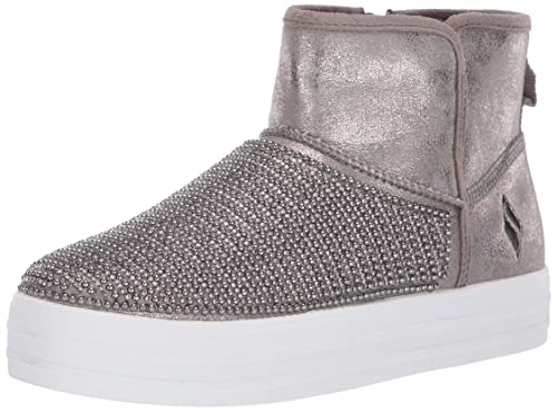 Skechers Street Double Up Shiny Dancer High Womens Boots