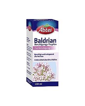 Abtei Baldrian Beruhigungs-Tropfen, 100 ml, 1 er Pack (1 x 100 ml)