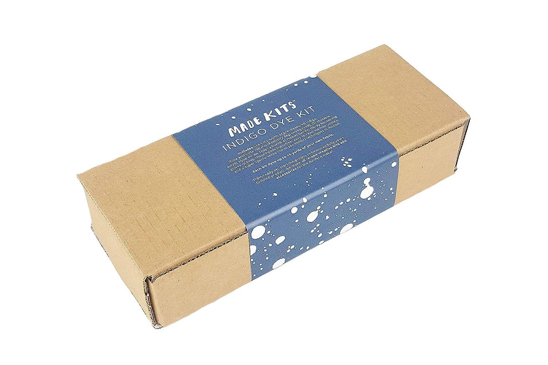 One-OneThousand Indigo Kit, Made Kits I Shibori, Indigo dye kit I DIY Fabric dye kit, Adult Crafts, Basic Kit 4336921783