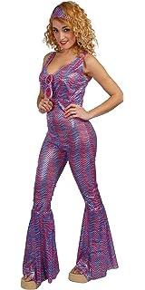 Atosa - Disfraz de disco para mujer, talla M/L (97021 ...