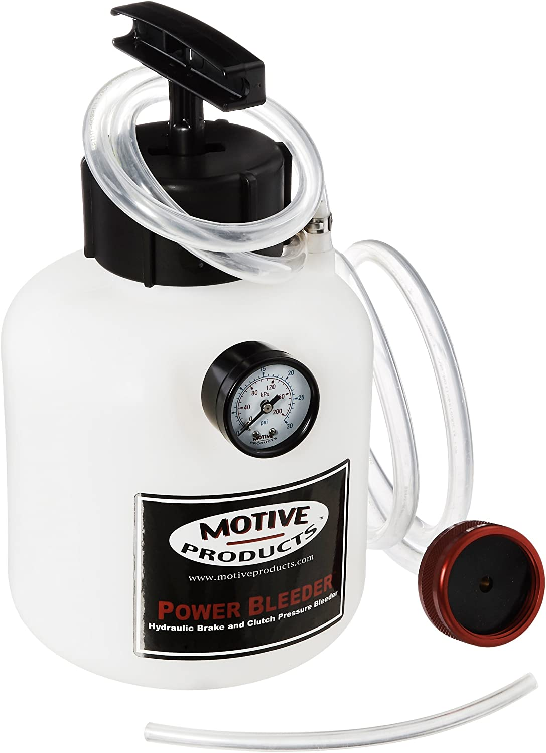 Motive BLACK LABEL Brake Power Bleeder Audi BMW Porsche VW European Adapter 0109