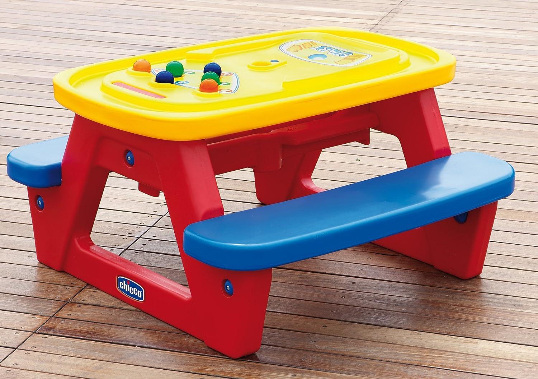 Tavoli Da Gioco Per Bambini : Chicco by mondo giochi all aperto tavolino da gioco