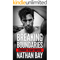 Breaking Boundaries: An MM Gay Friends to Lovers Romance (Gay Erotica Book 4) book cover