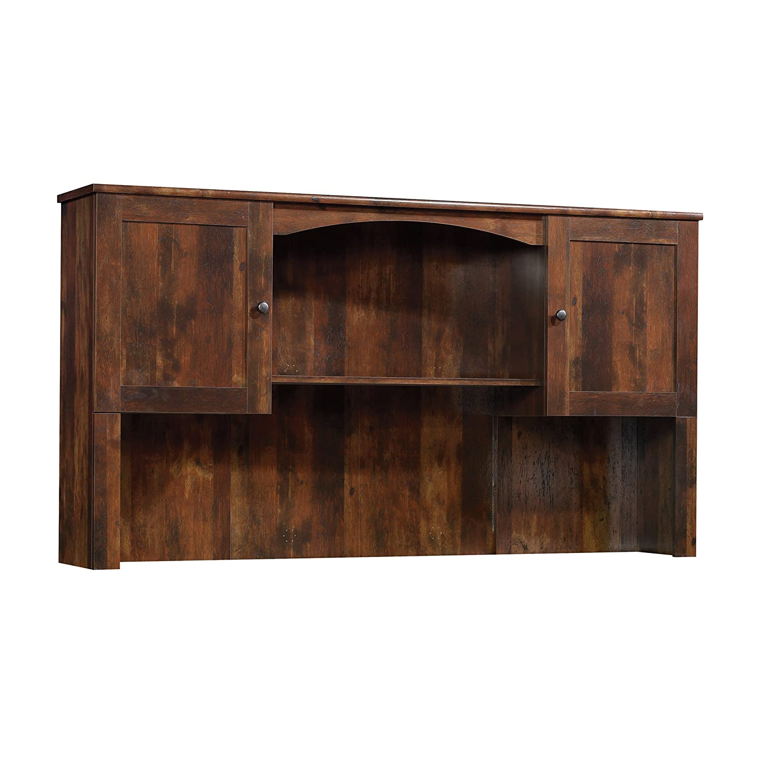 Sauder 420473 Harbor View Hutch (only), Curado Cherry Sauder Woodworking