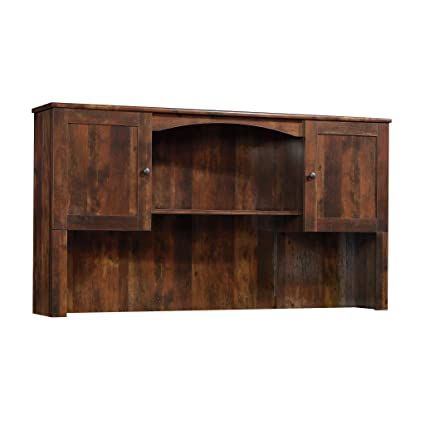 oak desks ca harbor online en view salt product desk hutch computer only with in sauder