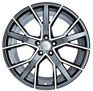 amazon 19 inch wheels rims full set of 4 fit for audi a4 a5 Audi RS2 Wagon amazon 19 inch wheels rims full set of 4 fit for audi a4 a5 a6 a8 s4 s5 s6 s8 rs4 rs5 rs6 tt q4 q5 1332 gm automotive