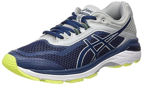 Asics Men's Gt-2000 6 Competition Running Shoes, Blue (Dark Blue/Dark