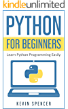 Python For Beginners: Learn Python Programming Easily