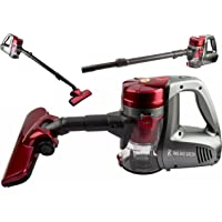 RNG EKO GREEN - 800W Compact Multi-Function Cyclonic Power Home Vacuum Cleaner- (Metallic Red + Grey)