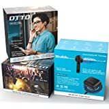 DTTO J-10 Active Noise Cancelling Earbuds with 60ms Low-Latency Game Mode, Wireless Charging Case Bluetooth 5.2 Auto-Pairing