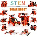GP Toys 12-in-1 Solar Robot Building Kit